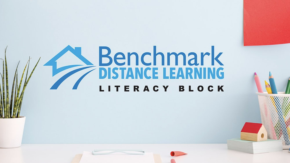 Distance Learning Literacy Block